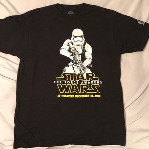 Star Wars Force Awakens T-Shirt